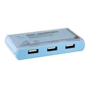 Combo CR 05 USB HUB Card Reader/Writer (Blue)