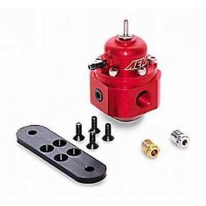 Pressure Regulators   AEM Billet Adjustable Fuel Pressure Regulators