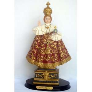 Infant of Prague Figurine Statue 12 Inches