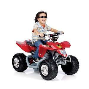 Ride On 12v atv motorcycle dirt bike  Toys & Games