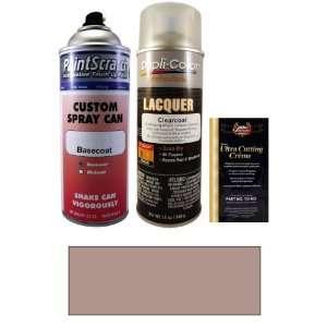 12.5 Oz. Light Rosewood Metallic Spray Can Paint Kit for 1987 Cadillac