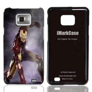 Marvel Iron Man Case Cover for Samsung i9100 Series IMCA