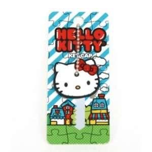 Hello Kitty Puzzle Pieces Head Key Keycap