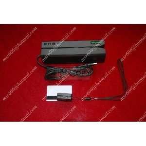 msr605 magnetic card encoder + minidx3 smart card reader Electronics