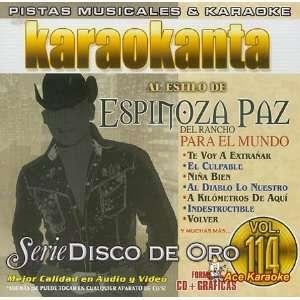 Disco de Oro   Del Rancho Para El Mundo   Spanish CDG