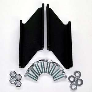 Hell Bent Steel Anti Sway Bar Drop Brackets (PN111 250