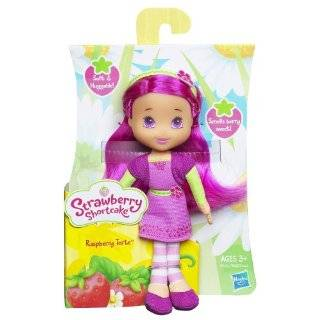 Strawberry Shortcake Hasbro Mini Soft Doll Lemon Meringue