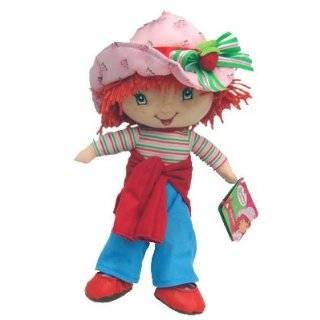 com Strawberry Shortcake Stuffed Animal   Dancer 20 Large Plush Doll