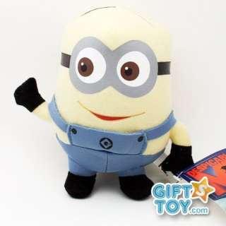 Dave 6 inch (Small) Stuffed Plush Doll  Toys & Games