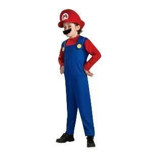 Super Mario Bros.   Mario Toddler/Child Costume Small 4 6X