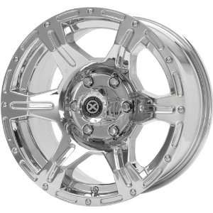 American Racing ATX Predator 16x8 Chrome Wheel / Rim 6x5.5