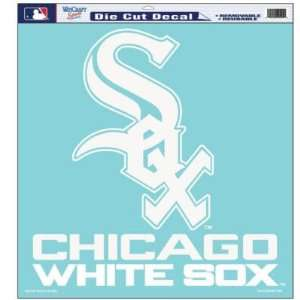 Wincraft Chicago White Sox 18X18 Die Cut Decal Sports