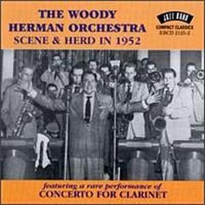 Scene & Herd in 1952 Woody Herman Music