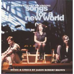 Songs For A New World (1996 Original New York Cast) Music