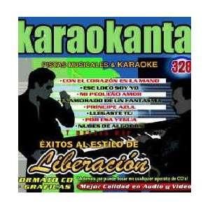Karaokanta KAR 4328   Al Estilo de Liberacion   I Spanish