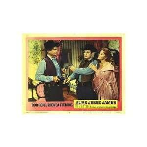 Alias Jesse James Original Movie Poster, 14 x 11 (1959