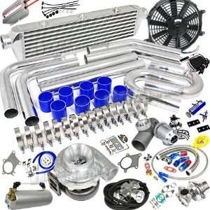 T70 UNIVERSAL TURBO KIT: Automotive