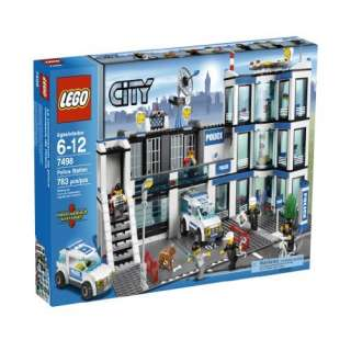 LEGO Police Station 7498  Toys & Games
