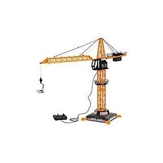 REMOTE CONTROL TOY Giant Crane w/ Sound 43 tall  wow
