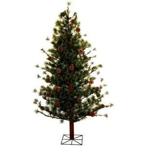 Good Tidings 96668 Sierra Mountain Pine Tree, 6 Foot