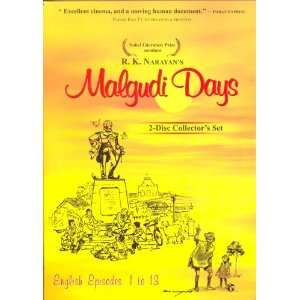 Malgudi Days (2 Disc Set) R.K. Narayan Movies & TV