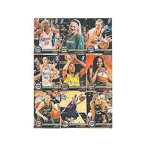 2008 WNBA Womens Basketball Series Complete Mint Hand Collated 90