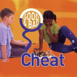Cheat (Good & Bad) (9781842344231) Janine Amos Books