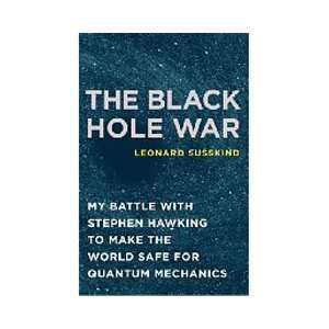 The Black Hole War Book (Hardcover)