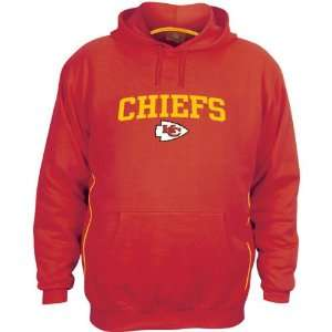 Kansas City Chiefs Red Big Break Hooded Sweatshirt Sports