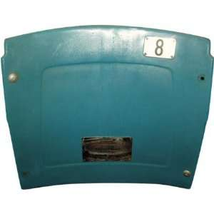 Soldier Field Actual Dark Blue Seat Back   Home of the