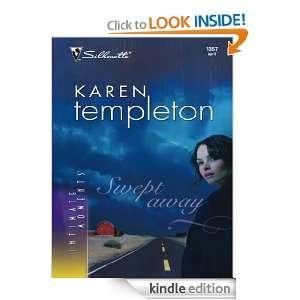 Swept Away (Silhouette Intimate Moments) Karen Templeton