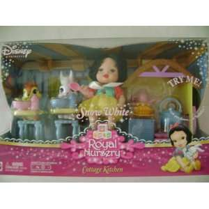 Disney Snow White *Royal Nursery Cottage Kitchen Toys