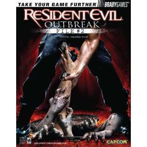 Resident Evil Outbreak 2 Official Strategy Guide