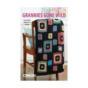 Leisure Arts Grannies Gone Wild; 3 Items/Order Kitchen