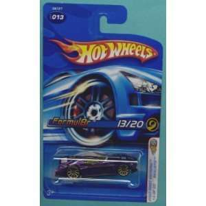 Mattel Hot Wheels 2005 164 Scale First Editions Realistix Purple
