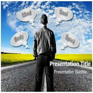 Personality Development PowerPoint Template   Personality Development