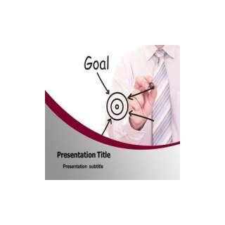 Make Goal Powerpoint Templates   Make a Goal Powerpoint