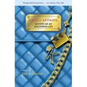 Family Affairs (Secrets of My Hollywood Life) [Paperback