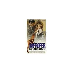 Improper Conduct [VHS] (1994)