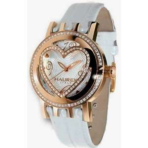 Haurex Italy FH309DS1 Big Love Womens Silver Watch Electronics