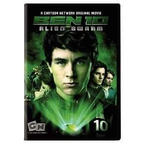 Ben 10 Alien Swarm: Ryan Kelley, Nathan Keyes, Alyssa Diaz