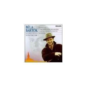 Bela Bartók: Concerto for Orchestra; 3 Village Scenes