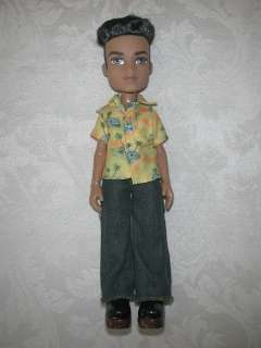 Bratz Boyz Full Size Boy/ Male Doll w Clothes and Shoes