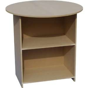 36 inch Round MDF Particle Board Table: Everything Else