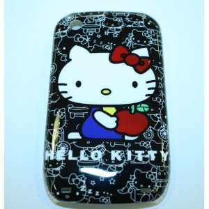 SAMSUNG ANDROID GALAXY S HELLO KITTY WHITE BACKGROUND BLUE SHIRT PRINT