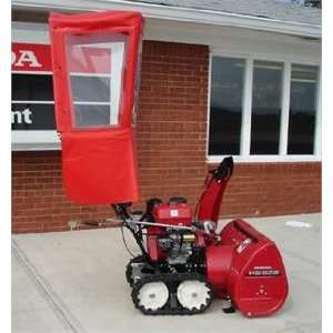 Honda Walk Behind Snow Blower Cab From Original Tractor