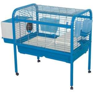 Marchioro Luna Rabbit and Guinea Pig Hutch Cage Luna102