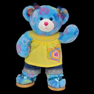 Fashion Forward Peace & Friendship Bear   Build A Bear Workshop US