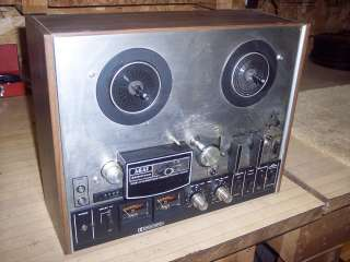 Vintage Akai 4000 DB Reel to Reel Tape Player Recorder