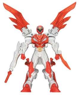 Power Rangers RPM   Red Eagle Moto Morph Ranger  The Toy Shop